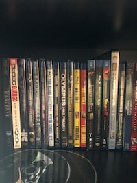 Movies 15)$ each Bolton, L7E