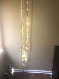Gold-colored chain necklace Memphis, 38141