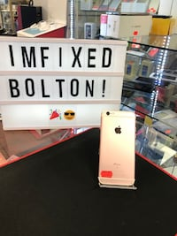 iPhone 6s - 64GB - Excellent Conditon in ROSE GOLD Bolton, BL2 2DL