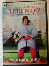 Little Nicky dvd