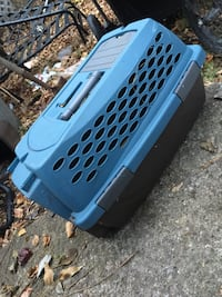 Pet carriers two different types. (Pet Taxi)