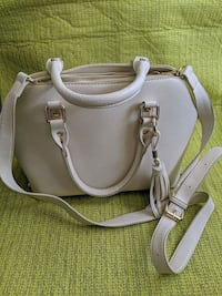 Beige two way purse Alexandria, 22305