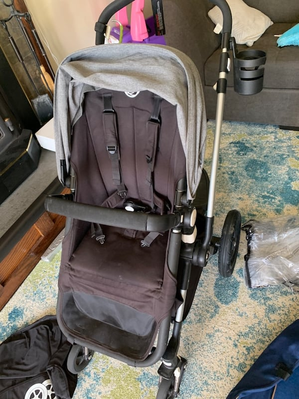 Bugaboo chameleon 3 full accesories and options 2c3a1b2d-43bb-4b92-8dcb-2c3d5136f68c