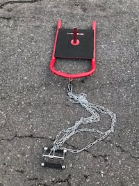 Sled for athletic and fitness training - uses weight plates