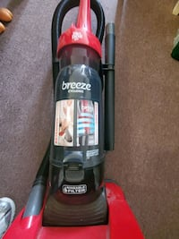 Dirt Devil Cyclonic Vacuum Cleaner