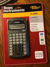 Brand new calculator  47 km