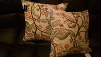 pillows originally $19.99 each - both for $25 Jessup, 20794