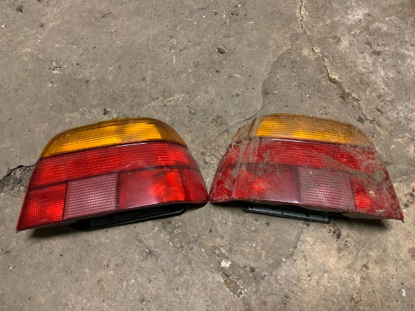 Used 1997 540i Taillights Original Equipment For Sale In Chicago