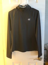 Black and white Abercrombie and Fitch pullover hoodie Reno, 89523