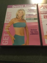 Prevention fitness systems dvds