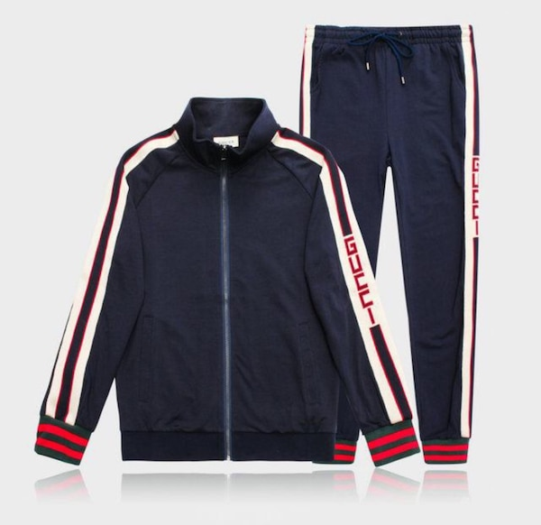 1c8b50d503a Used New Gucci mens Tracksuit pick color for sale in New York - letgo