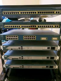 6 Cisco switch 150 as is Omaha, 68116