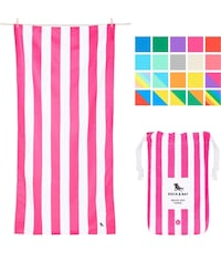 Dock and Bay Microfibre Beach Towel