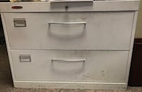 Steel filing cabinet with key   Norfolk, 23517