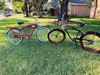 Dyno brand,,old school bikes I want to sell em toguether price $400. Each bike 700 for 2 bikes,, Missouri City, 77489
