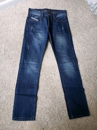 Diesel Jean's size 32 for men Alexandria, 22312
