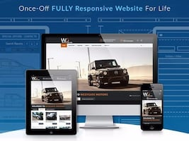No More Monthly Payments! Get a Car Dealer Website for a Lifetime!