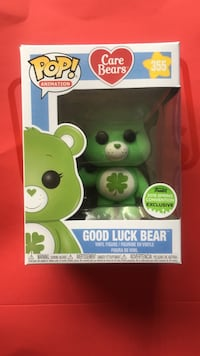 Good Luck Bear Funko Pop