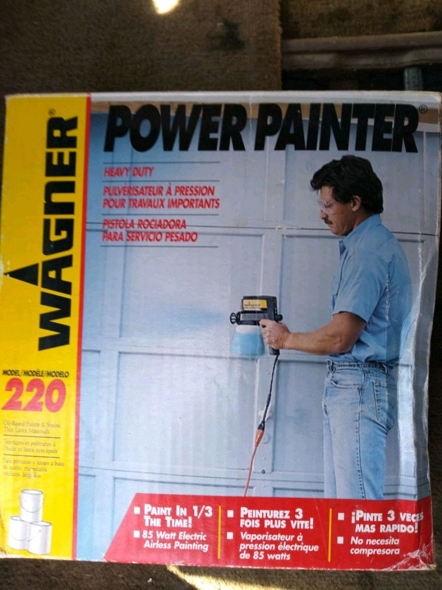Photo Wagner Power Painter