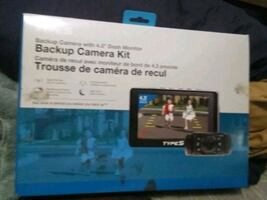 Back up camera new in box