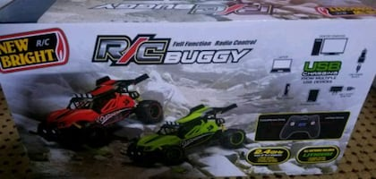 Rc Monster Truck large 1:10