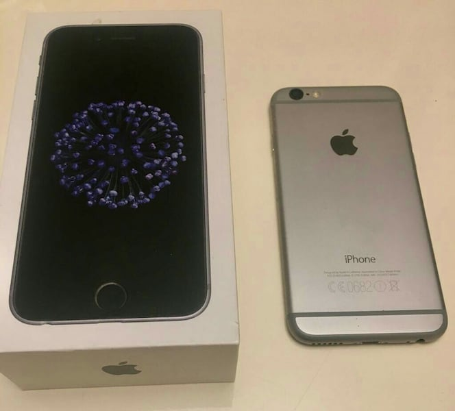 Iphone 6 / 16gb 79047a3e-049c-4c2e-9de4-c18f2a6048f6