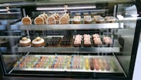 """48"""" Commercial Curved Pastry Display Cooler  West Vancouver, V7T 1B8"""