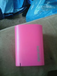 pink Philips power bank Dale City, 22193