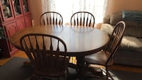 Dinning table with 4 chairs  Chariton, 50049