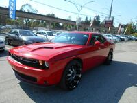 2015 Dodge Challenger SXT Plus WITH NAV SUNROOF & REAR VIEW CAMERA Surrey, V3T 2T3