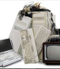 Free pick up of your electronics