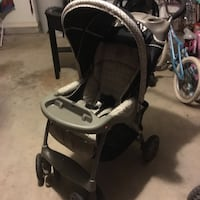 baby's gray and black stroller Saint Augustine, 32080