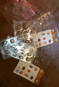 11 candy molds College Station, 77845