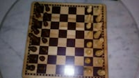 Cardanls Premier edition hand carved small chess Broken Arrow, 74014