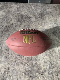 NFL Sized Football Chilliwack, V2R 0H5