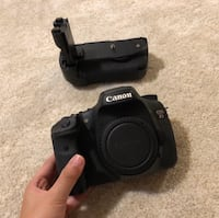 Canon 7D no charger with battery grip Toronto, M1P 4N3