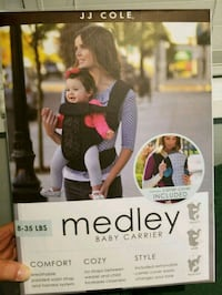 Baby Carrier. Great condition Toronto, M3M 2E9