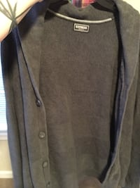 Men's express cardigan XL