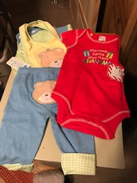 New with tags size 0-3 months  248 mi