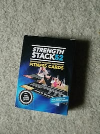 Strengh fitness cards Gloucester Point, 23072