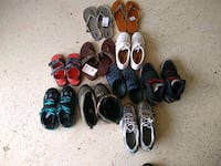 assorted pairs of shoes and sandals Beltsville, 20705