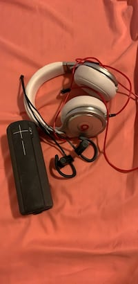 Beats by  Dre headphones, Power beats 3, and UE Boom bluetooth speaker  Fresno, 93705