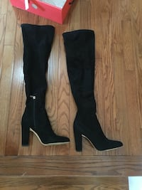 Over the knee boots Bowie, 20720