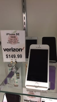 Verizon iPhone SE 16gb Gainesville, 32608