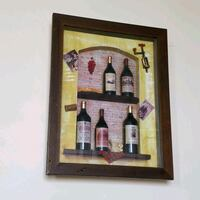Vintage Shadow box - wine Toronto, M2J 2C2