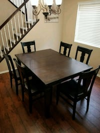 Dining table with 6 chairs Temecula, 92591