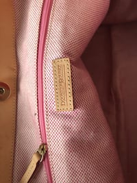 Dooney & Bourke large bag, pink and green Winnipeg, R2W 1P3