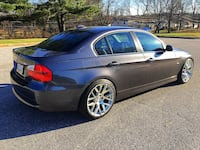 (4) BMW e90 Wheels with more than half way tired Owings Mills, 21117