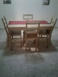 table and 4 chairs Milton, 30004