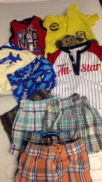toddler's assorted clothes Brant, N3T 0L1